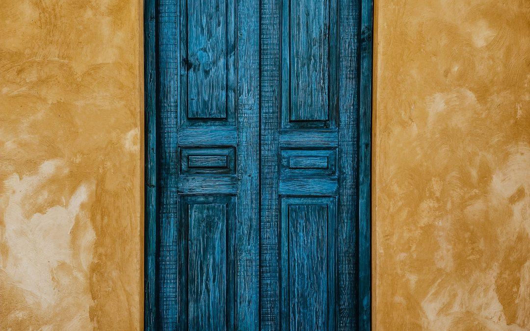 Opening the door to Abundance.